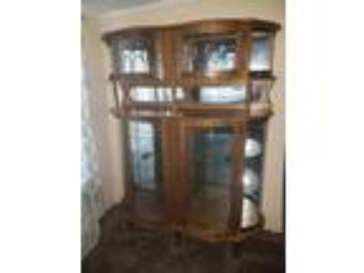 China Cabinet all wood