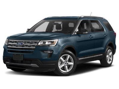 2018 Ford Explorer Sport (Burgundy Velvet Metallic Tinted Clearcoa)