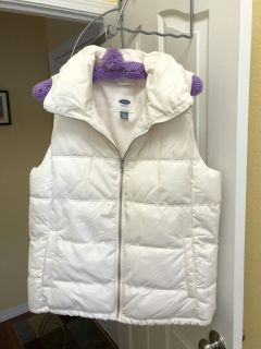 Women s Vest. Padded. Large. Never been worn