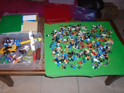 LEGO Minifigs, Base plates, sets, All Geniune Lego brand and clean!