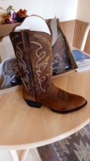 Dan Post men's 8.5 western boots