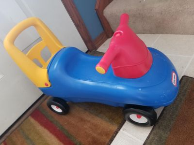Little tikes push and ride toy