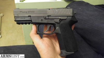For Sale/Trade: Sig Sauer 2022 9mm