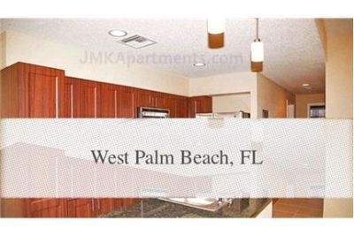 New luxurious West Palm Mid Rise Apartment BEFORE APPLYING. Pet OK!