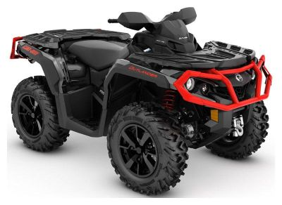 2019 Can-Am Outlander XT 1000R ATV Utility Grantville, PA