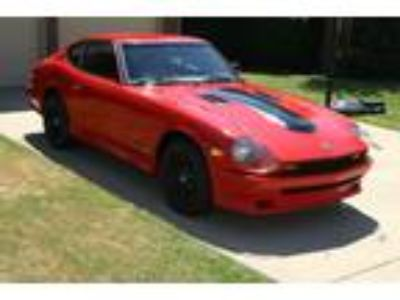 1978 Datsun Z-Series Red