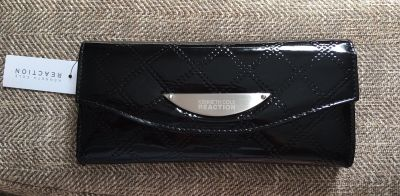 NWT Kenneth Cole Reaction elongated clutch