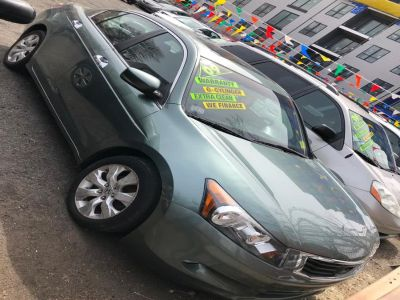 2008 Honda Accord EX-L (Green)