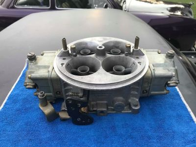 Holley 8082 dominator carb