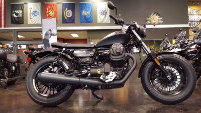 2017 Moto Guzzi V9 Bobber Cruiser Motorcycles Saint Charles, IL