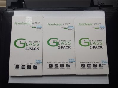 Tempered glass screen protector iPhone 5