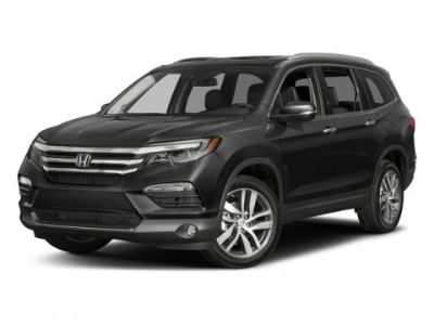 2017 Honda Pilot Elite (BLACK)