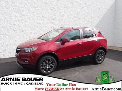 2019 Buick Encore Sport Touring (Red Metallic)