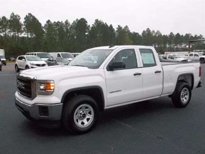2015 GMC Sierra 1500 Base (White)