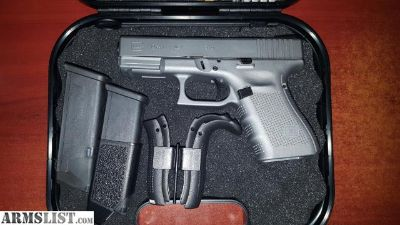For Sale/Trade: Full Grey G19 Gen 4 w/TFO night sights trade for gen 5 g19