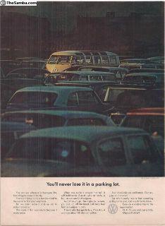 1964 1 Page Bus Magazine Print Ad #105