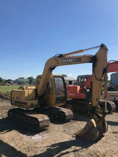 2000 John Deere Construction 80