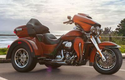 2019 Harley-Davidson Tri Glide Ultra Trikes Waterford, MI