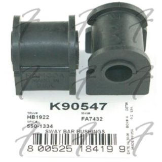Find FALCON STEERING SYSTEMS FK90547 Sway Bar Bushing motorcycle in Clearwater, Florida, US, for US $7.24