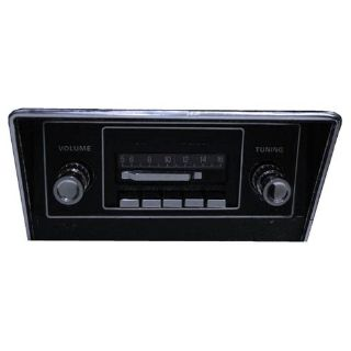 Buy 1969-1973 Mustang radio AM/FM SLIDEBAR CUSTOM AUTOSOUND CAM-LM-SBR motorcycle in Fullerton, California, United States, for US $279.00