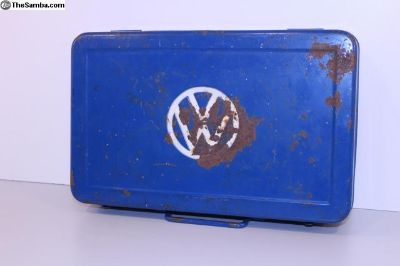 Hazet VW Square Blue Tool Box