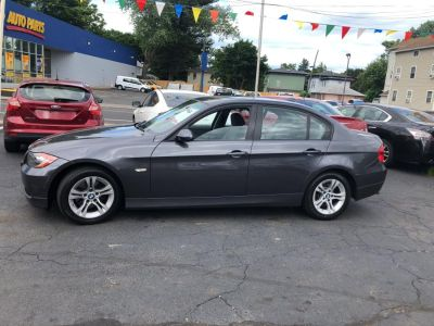 2008 BMW 3-Series 328xi (Atlantic Blue Metallic)