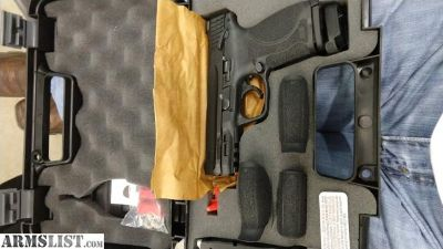 For Sale: S&W M&P 9mm 2.0 4' Barrel, 15+1, Brand New
