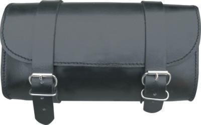 Sell Leather Motorcycle Fork Mounted Tool Storage Bag 9.5' x 5' motorcycle in Golden, Colorado, US, for US $28.95