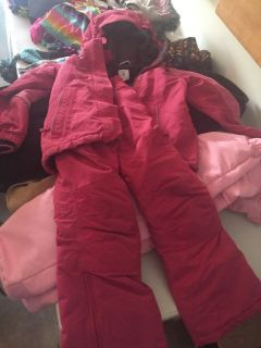 Lands End Squall snow suit