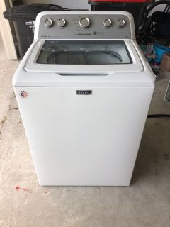 Maytag washer 3 years old approx must pick up