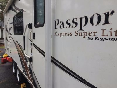 2013 Keystone Passport Express Super Lite 235 EXP