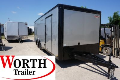 24' NOS Package Race Trailer ST# 33558
