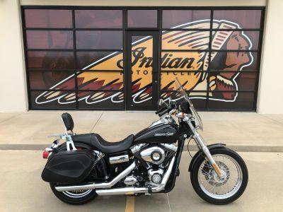 2012 Harley-Davidson Dyna Super Glide Custom Cruiser Norman, OK