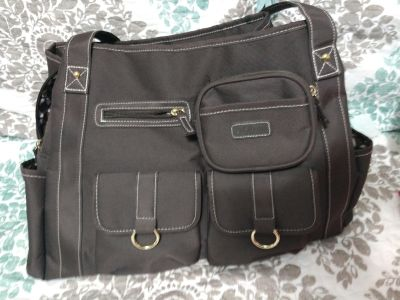 Diaper bag. Pick up only