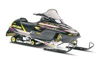 2002 Ski-Doo MX Z - Fan 380F RER Trail Sport Snowmobiles Lancaster, NH