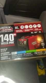 Lincoln Electric Weld Pak 140.