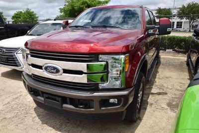 2017 Ford F-250SD King Ranch 6.2L