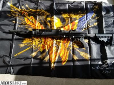 For Sale: Springfield M1a .308/7.62x51