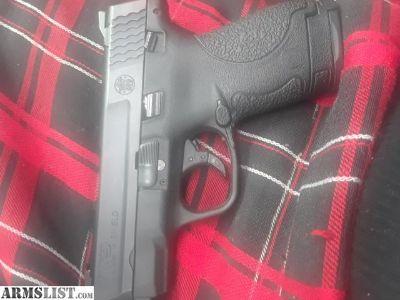 For Sale/Trade: M&p shield 9mm