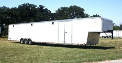 53' 2 Car trailer