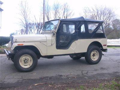 1973 Jeep CJ6