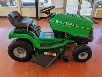 Looking for used Tractors / Mowers