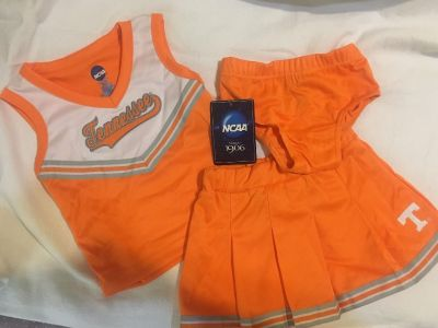 3 PIECE TODDLER UT VOLS OUTFIT