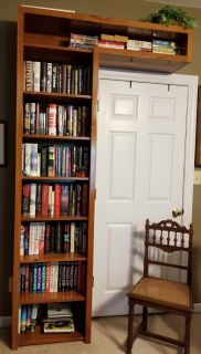 Book/Library cases