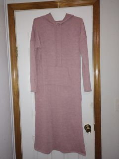 Brand new boutique hooded dress with tags!