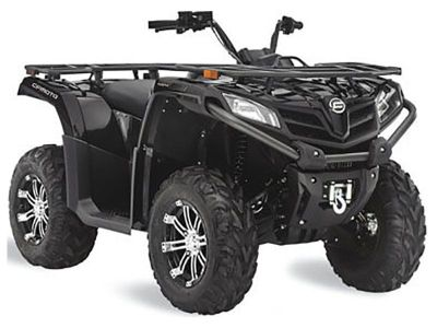 2019 CFMOTO CForce 500S EPS Utility ATVs Canton, OH