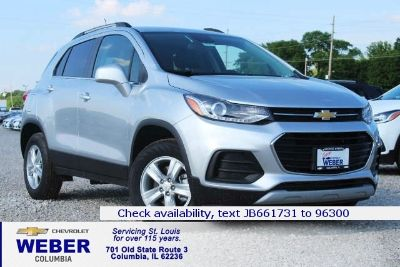 2018 Chevrolet Trax LT (Silver Ice Metallic - Gray)
