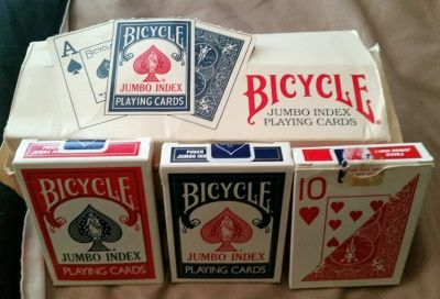 Box of Bicycle Playing Cards