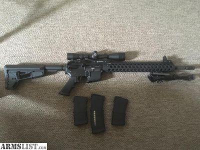 For Sale: Custom AR-15 (sub-MOA)