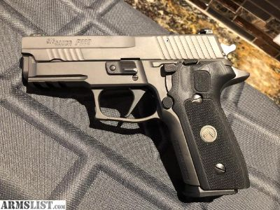 For Sale: Sig Legion P229 9mm